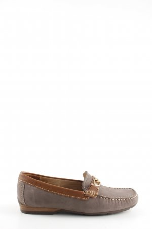 Wirth 1948 Moccasins brown casual look