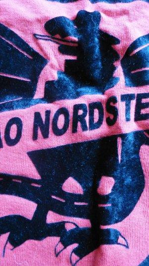Wissmach Wunderscho?ne Damen Shirt T-Shirt Top Bluse Rot Gr. S TOP