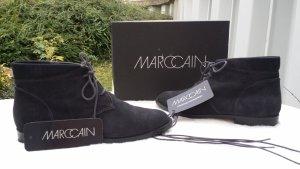 Witerschuhe Boots grau Wildleder von Marc Cain