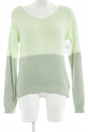 Witty Knitters Grobstrickpullover mehrfarbig Casual-Look