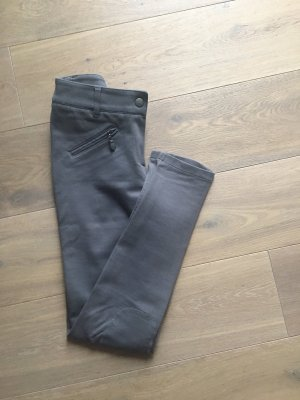Witty Knitters Jeggings grigio scuro
