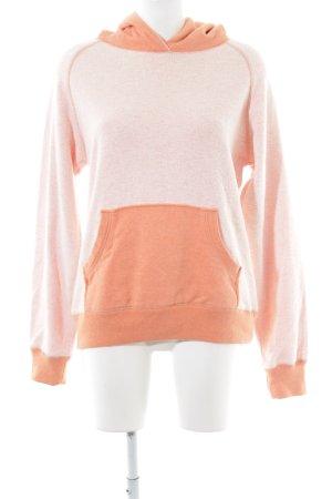 Witty Knitters Kapuzensweatshirt nude-hellorange Casual-Look