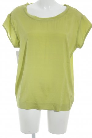 Witty Knitters Short Sleeve Shirt meadow green elegant