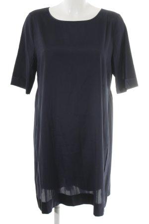Witty Knitters Kurzarmkleid dunkelblau Elegant