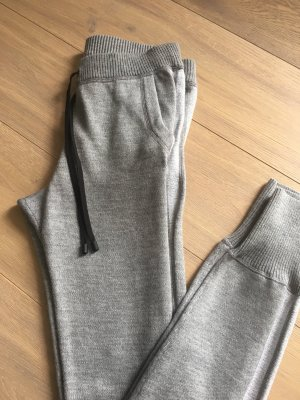 Witty Knitters Woolen Trousers grey