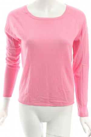 Witty Knitters Shirt rosa Casual-Look