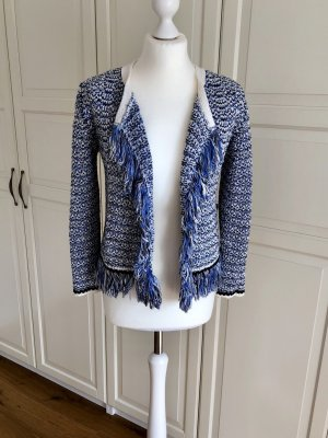 Witty Knitters Knitted Blazer multicolored