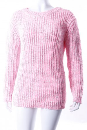Witty Knitters Strickpullover pink