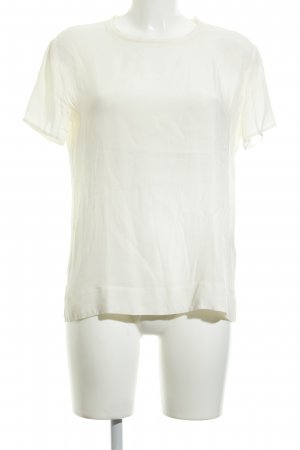 Witty Knitters T-Shirt creme Business-Look