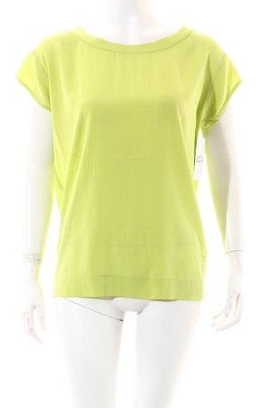 Witty Knitters T-Shirt wiesengrün Casual-Look