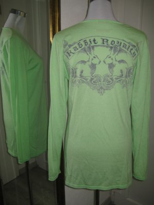 Witty Knitters Wolle Kaschmir Long Pullover Gr.XL