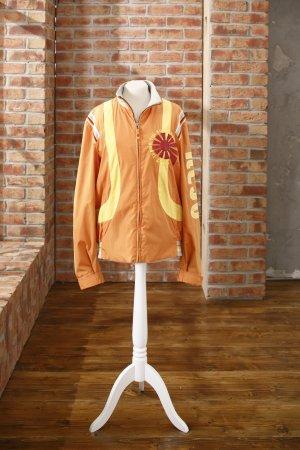 Witzige Orange Jacke von Kejo
