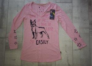 witziges Shirt mit Bulldogge von Fa. Lieblingsstück, Gr. S