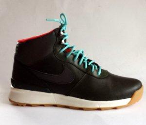 Wmns Nike Acorra Reflect Sneaker Boots Gr. 41 Neu Olivgrün