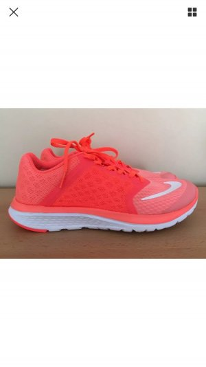WMNS NIKE FS LITE RUN 3 in Neon Orange Gr.40 / UK 6 / 25,5cm, NEU ohne Karton!