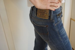 wNeu Jeans von Ralph Lauren Gr. W 27 / L32 XS Bootcut GR. 34/36