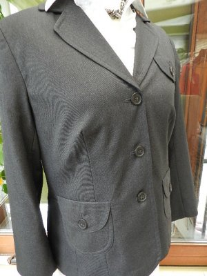 WOB- Damen Blazer/Jacke - feines Web Muster Jacke Gr.40/42 tailliert - NEU