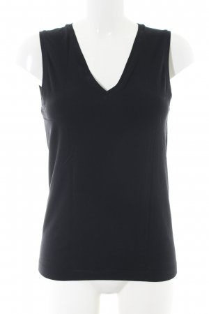 Wolford Basic Top schwarz Casual-Look