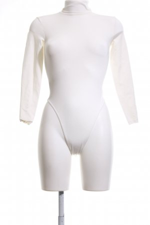 Wolford Bodysuit Blouse white casual look