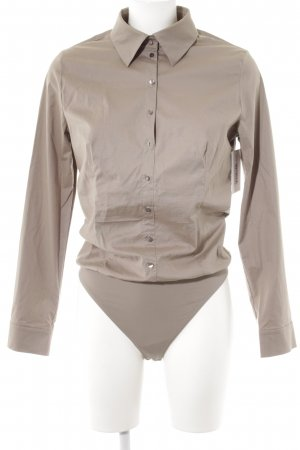 Wolford Bodysuit Blouse light brown business style