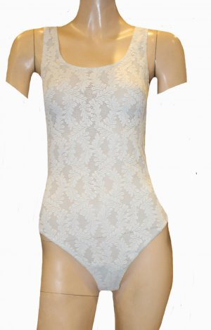 WOLFORD BODY weiß Lace Spitze String Gr. S