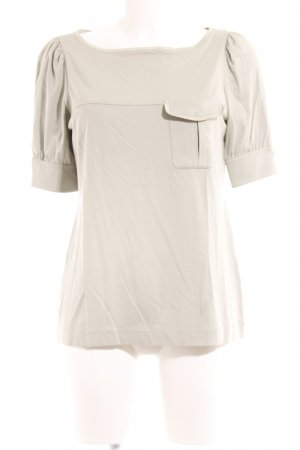 Wolford Carmen Shirt sage green casual look