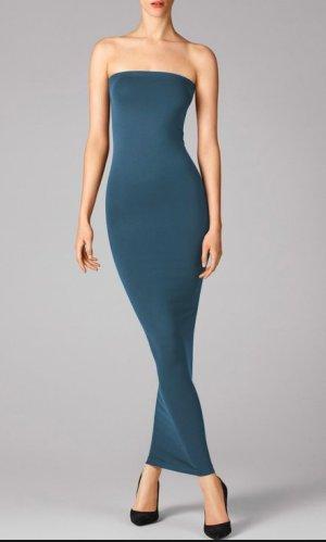 Wolford Fatal Dress blue glow Gr. S top Zustand