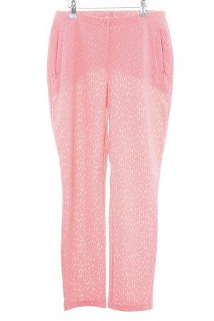 Wolford High-Waist Hose pink extravaganter Stil
