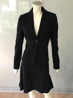 Wolford Blazer in lana nero Lana