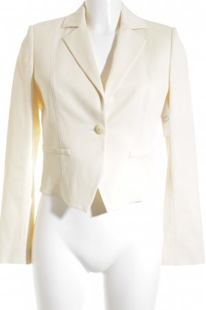 Wolford Kurz-Blazer creme Business-Look