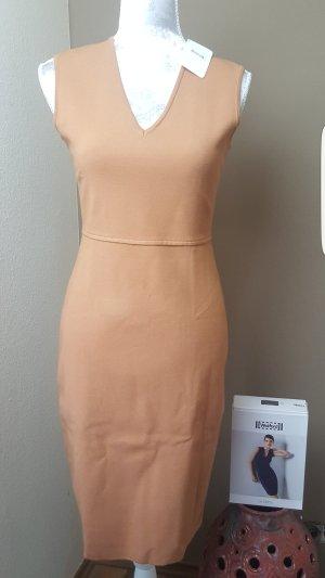 Wolford Vestido color bronce-marrón claro