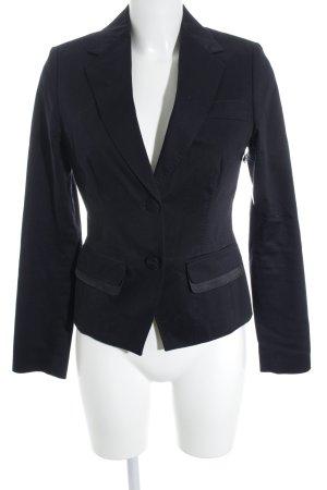 Wolford Long-Blazer dunkelblau Elegant