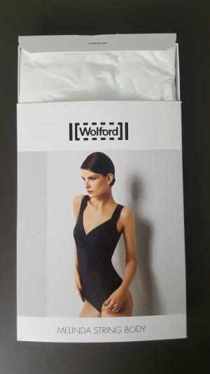 Wolford Camicetta body bianco