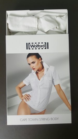 Wolford Bodysuit Blouse white