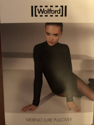 Wolford Merino Luxe Pullover Große-L