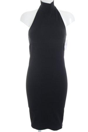 Wolford Neckholderkleid schwarz Elegant