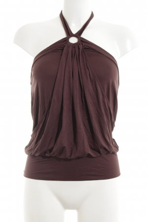 Wolford Halter Top brown party style