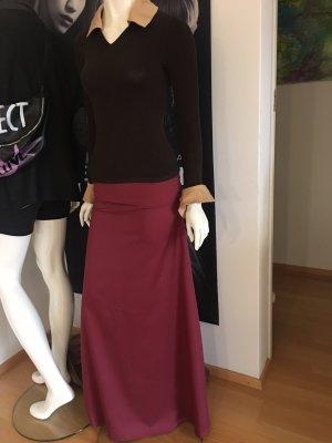 Wolford Pullover Shirt LA abknöpfbarer Kragen und Ärmelenden XS