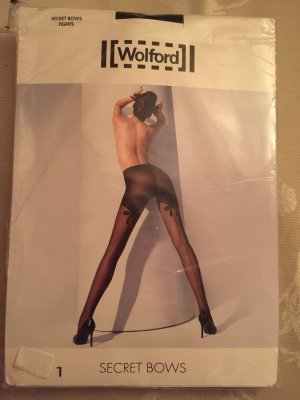 WOLFORD - Secret Bows Tights