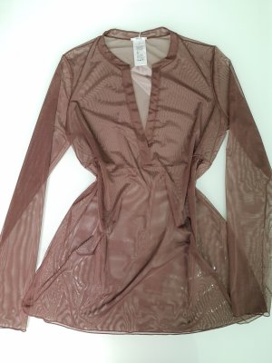 WOLFORD SHADE BLOUSE  Damen Shirt Tunika-Bluse Gr.M NEU + KARTON OVP