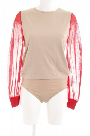 Wolford Shirt Body beige-red simple style