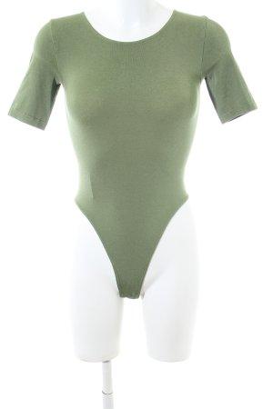Wolford Shirtbody grün Elegant