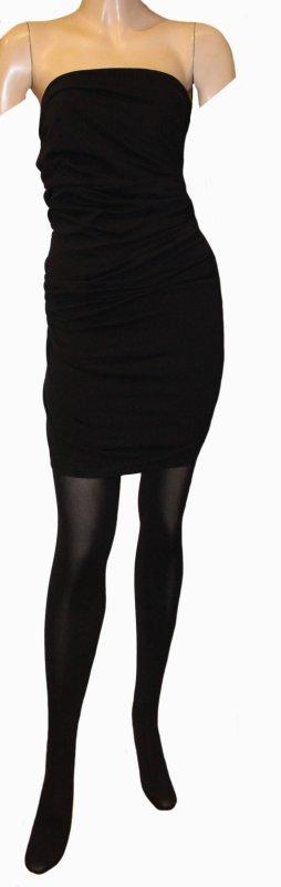 WOLFORD Starcknaked Kleid schwarz Mini Maxi Rock M