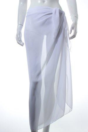 Wolford Strandbekleidung weiß minimalistischer Stil