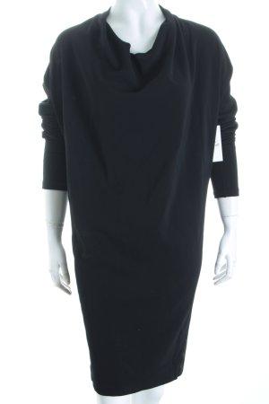 Wolford Stretchkleid schwarz schlichter Stil