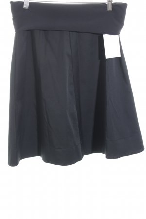 Wolford Stretchrock schwarz schlichter Stil