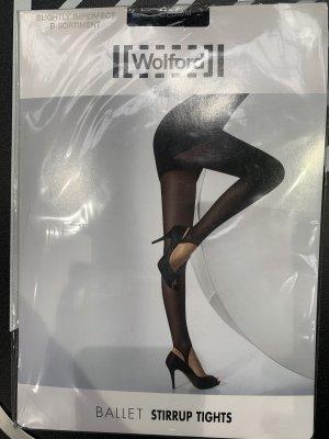 Wolford Jambière noir