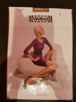 414e0727c1924 Wolford Strumpfhose, Rice Dots Tights