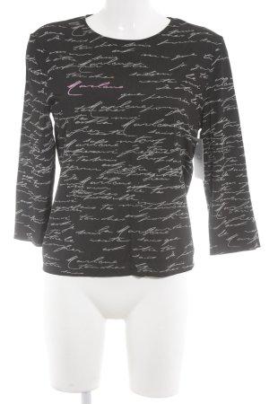 Wolford Sweatshirt geborduurde letters casual uitstraling