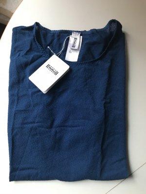 Wolford T-Shirt, blau, Gr.L, neu mit Etikett